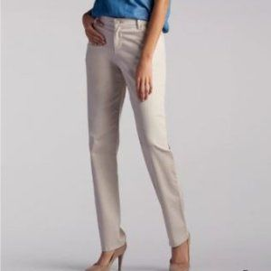 LEE Relaxed Fit Straight Leg Pants, size 12